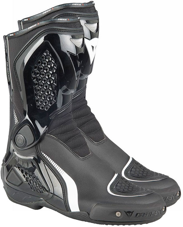Dainese TR-Course Out black black white boots