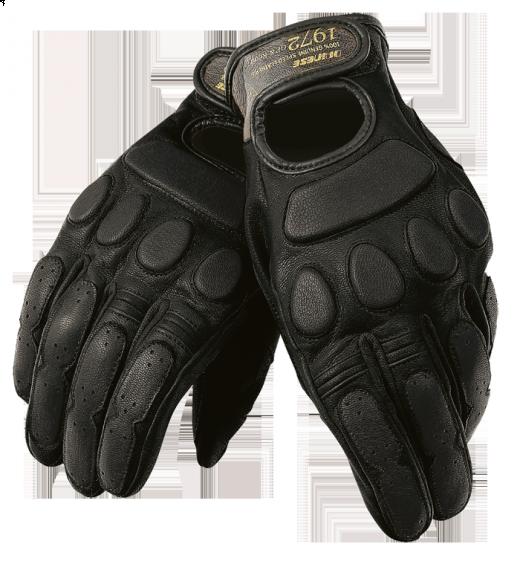 Guanti moto Dainese BlackJack nero