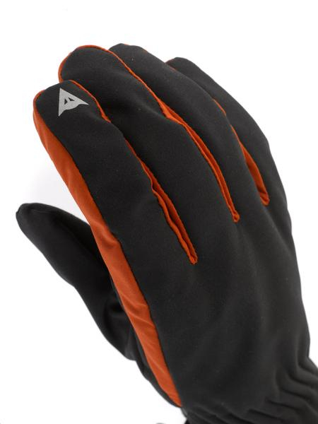 Dainese CARDIFF D-DRY gloves Black