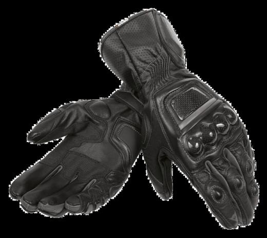Dainese Steel Core Carbon motorcycle gloves black-black-black