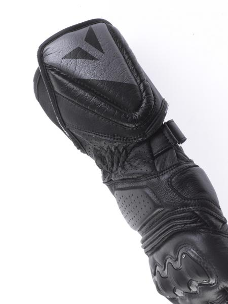 Dainese Pro Carbon motorcycle gloves black-black-black