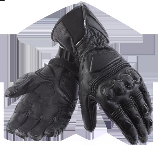 Guanti moto Dainese Pro Carbon nero-nero-nero