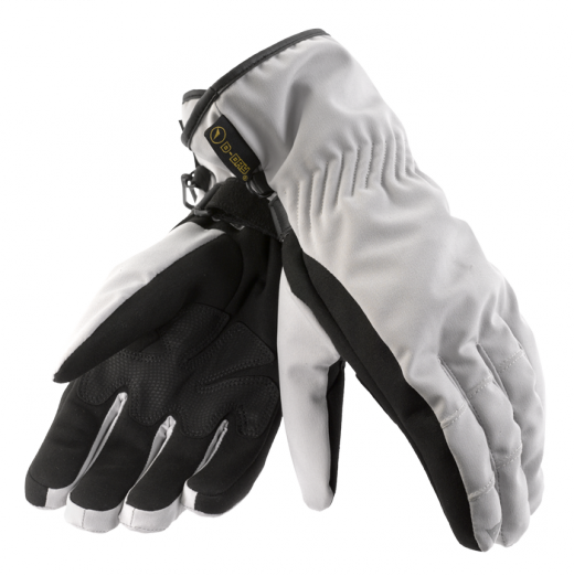 Dainese Kansas D-Dry motorcycle gloves ice-black