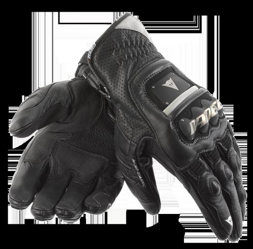 Guanti moto Dainese 4-Stroke nero-nero-nero