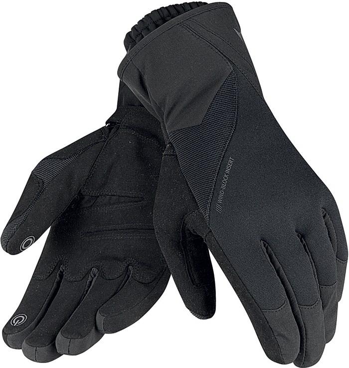 Dainese Avenue D-Dry winter gloves Black