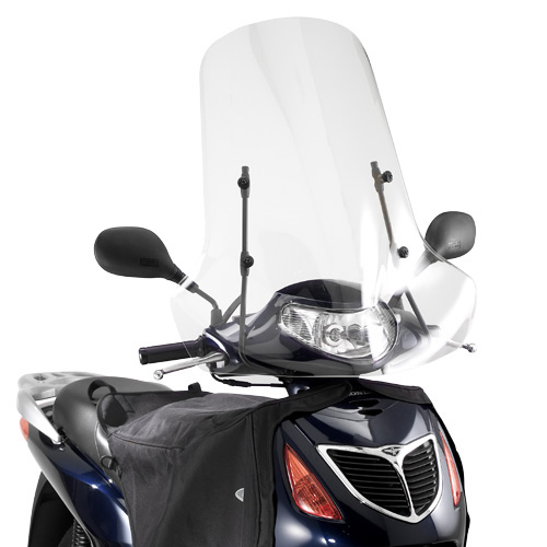 Windshield 186A specifically for Honda SH 125-150