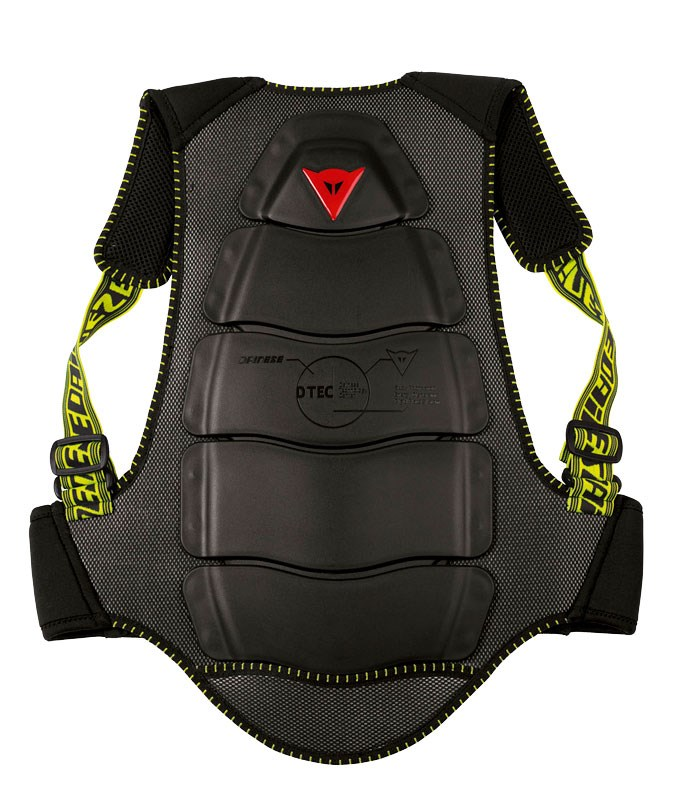 New Dainese back protector child 5 Black Boy