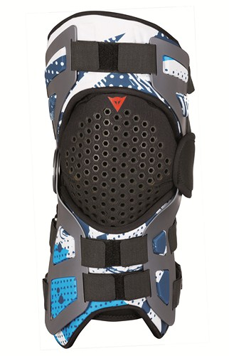 Dainese Tutore support for knee joint blue-light blue-white