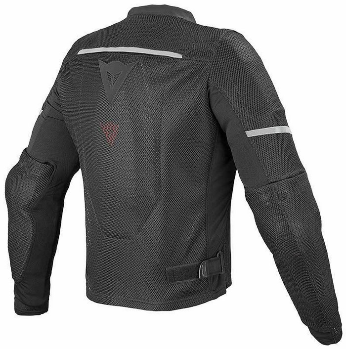 Dainese City Guard summer jacket with protections Black