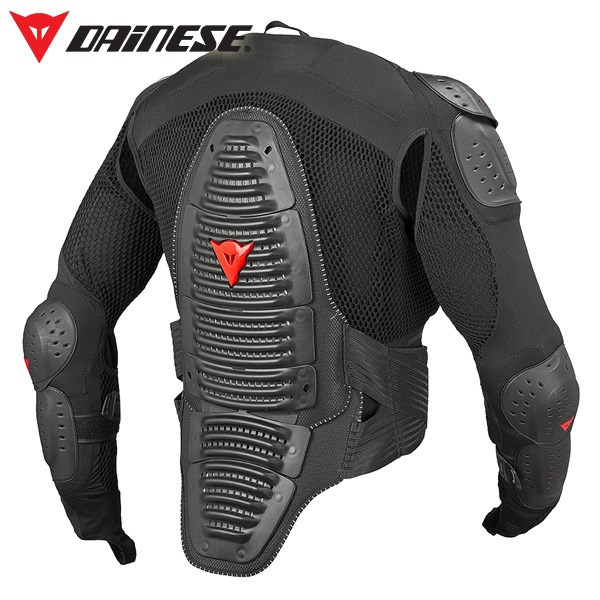 Pettorina completa Dainese Light Wave 3 Nero