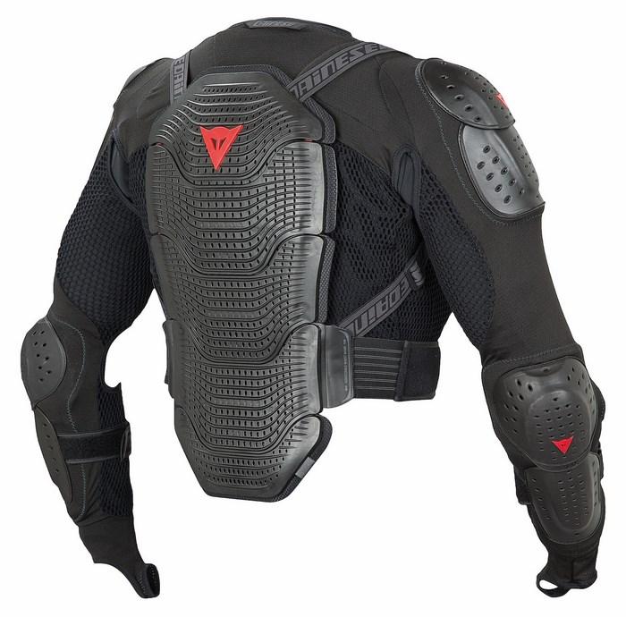 Harness Full Dainese Manis 55 Level 2 Black
