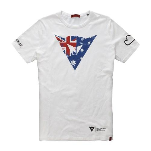 Dainese Flag Phillip Island T-shirt
