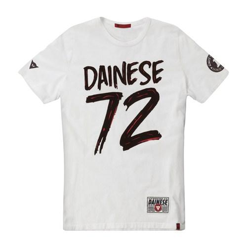 Dainese 72 T-Shirt white