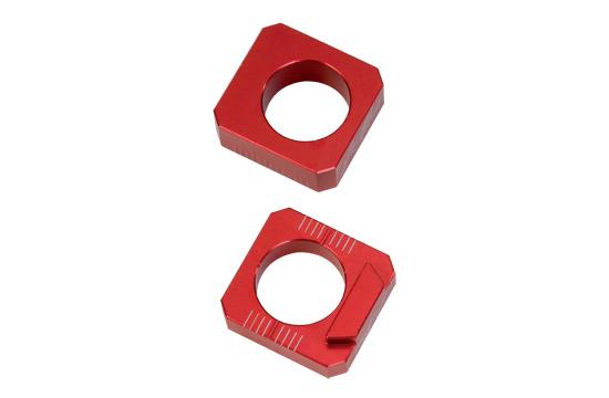 Chain adjuster Suzuki Red Kite