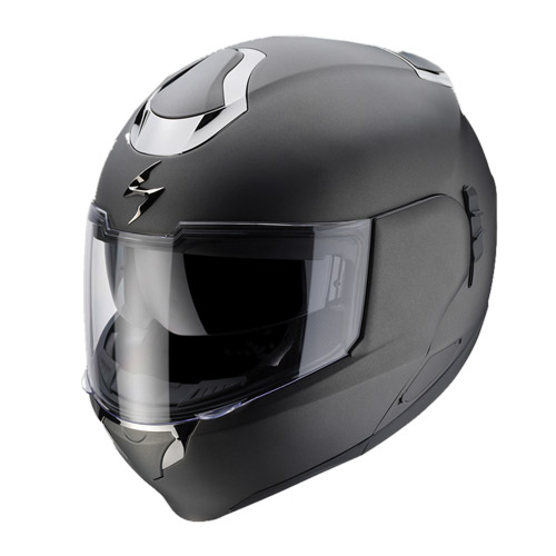 Scorpion Exo 900 Air flip off helmet Matt Anthracite