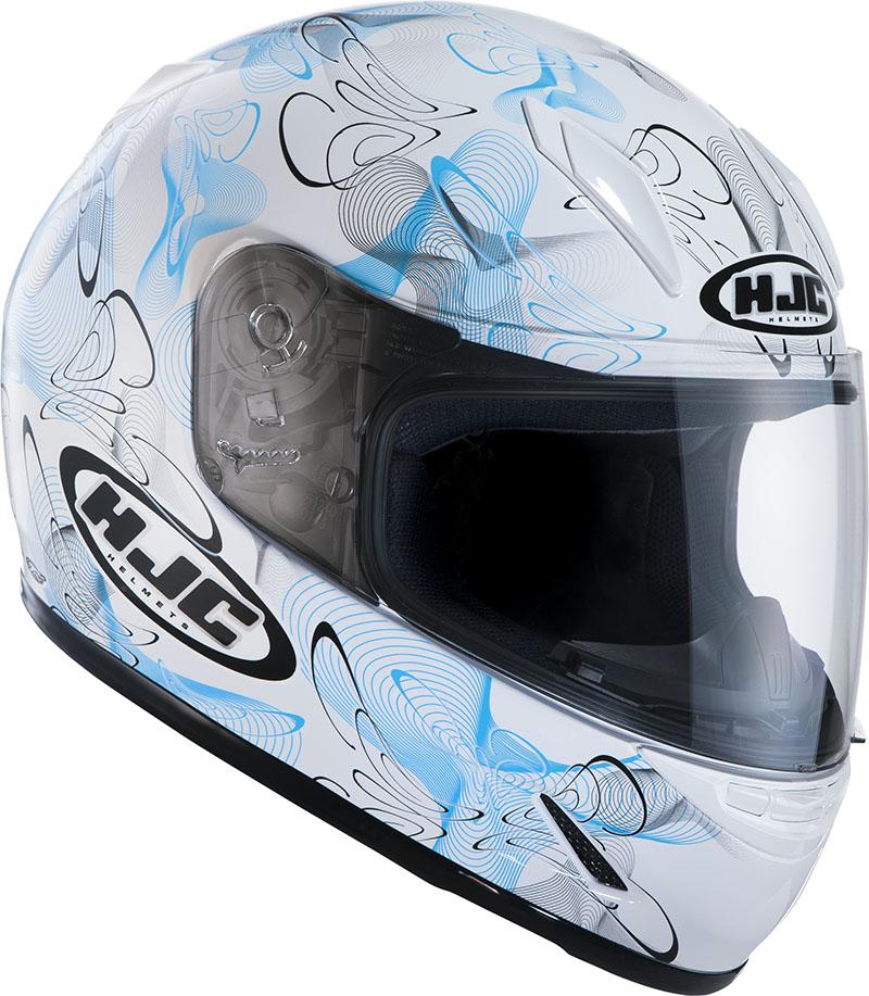 HJC full face helmet child CLY Tableau MC2