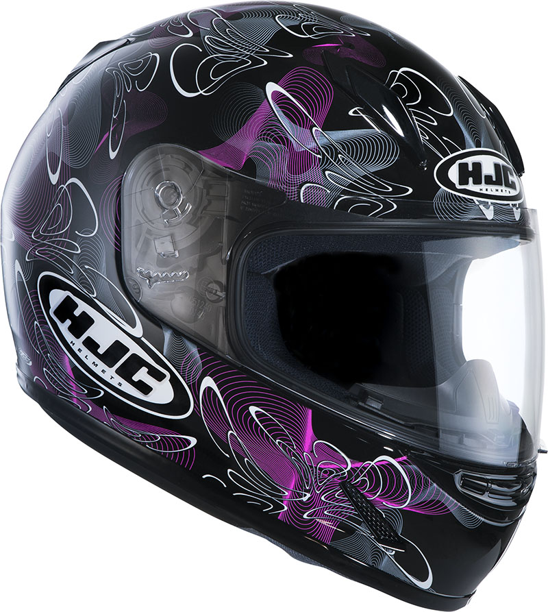 HJC full face helmet child CLY Tableau MC8