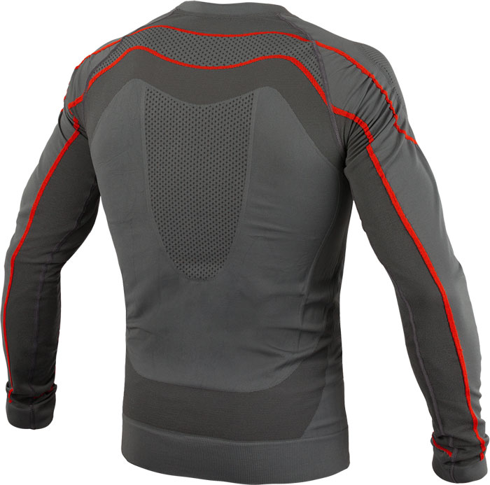Knitted underwear Dainese Dynamic-Cool Tech LS Anthracite