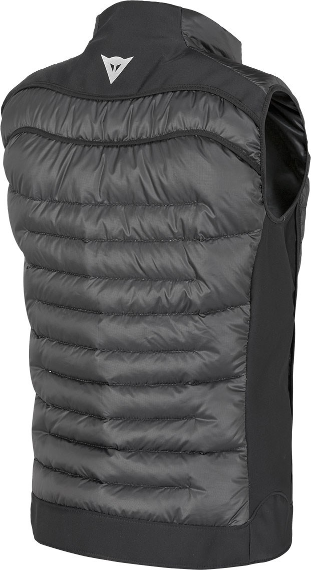 Goose down vest Dainese D-Anthracite