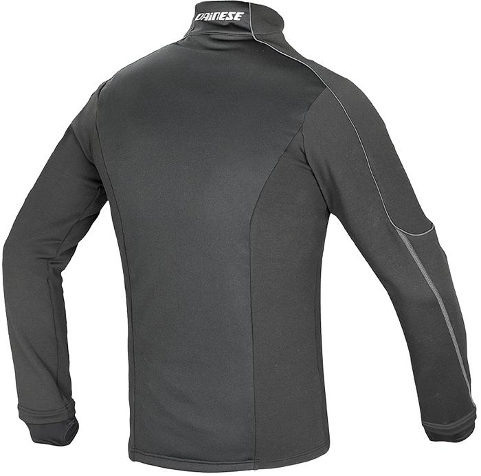 Maglia intima Dainese D-Mantle Fleece WS Nero Antracite
