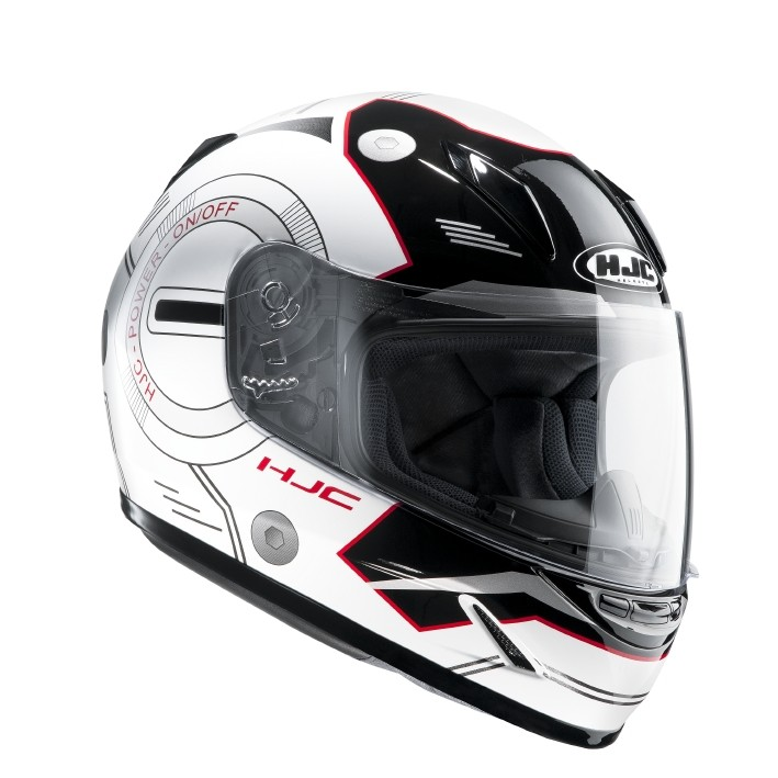 HJC CLY full face kid helmet Yume MC1