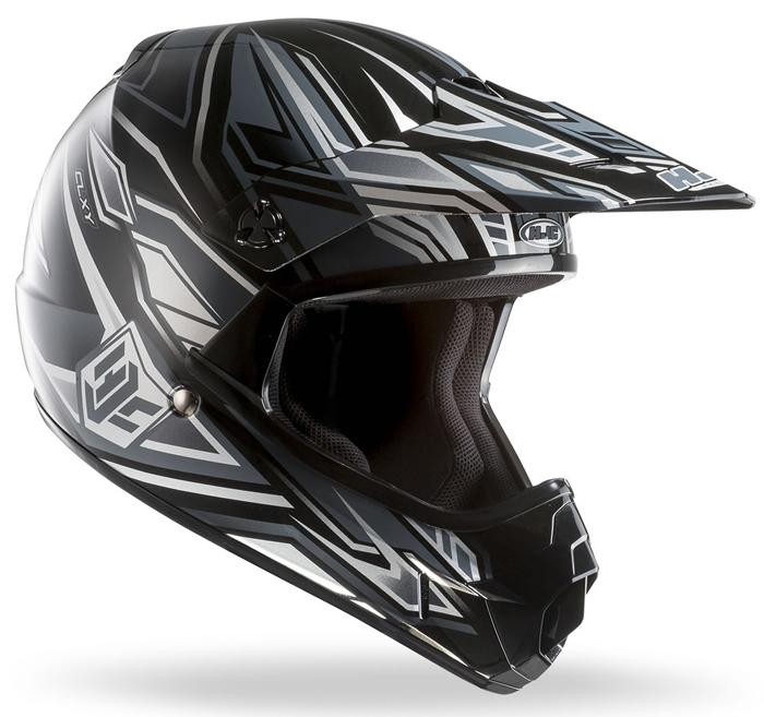 Cross helmet HJC child CLXY Fulcrum MC5