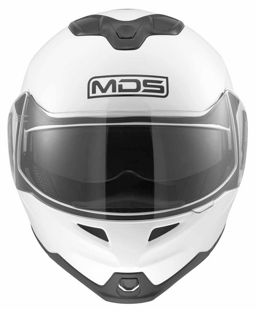 Mds by Agv MD200 Mono  open-face helmet white