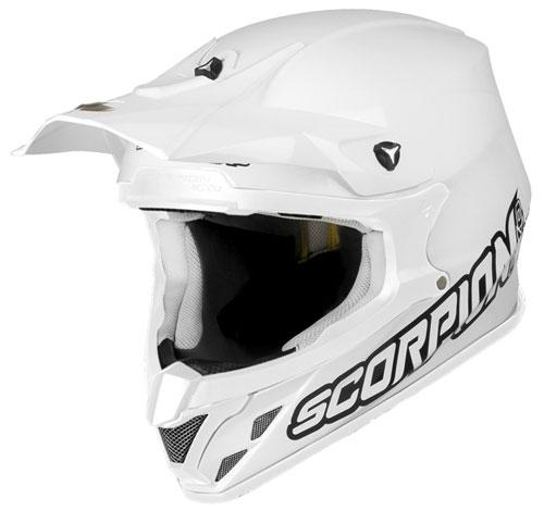 Scorpion VX 20 Air off road helmet White