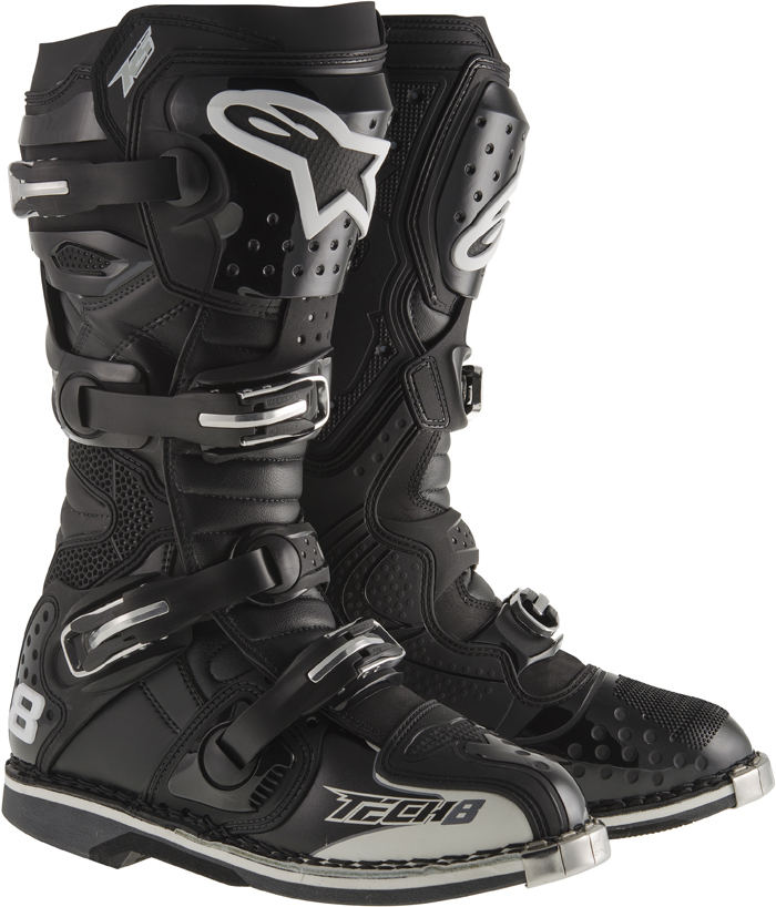 Alpinestars Tech 8 Boots cross RS Black