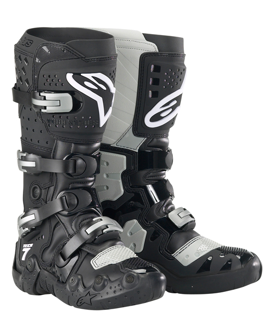 Alpinestars Tech 7 Supermoto boots - Black