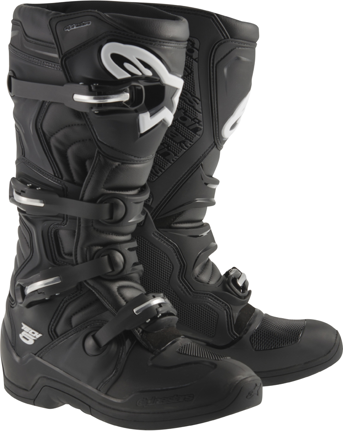 Alpinestars Tech 5 cross boots Black