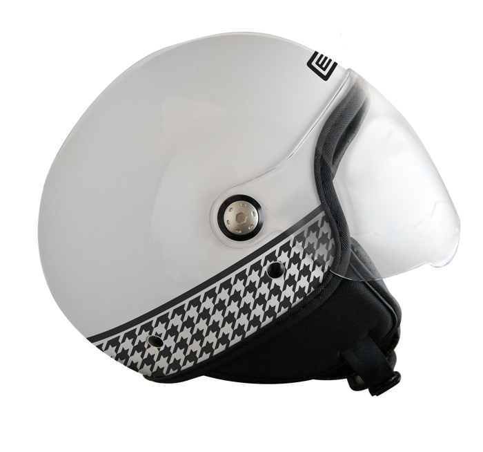 Jet Helmet Source My Houndstooth