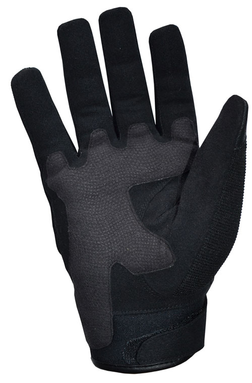 Gloves Grip black summer Jollisport