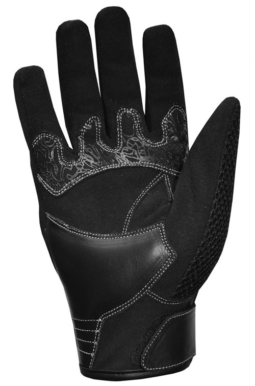 Summer Motorcycle Gloves Black Cat Jollisport