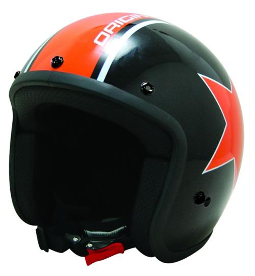 Helmet Origine Primo Astro Arancio