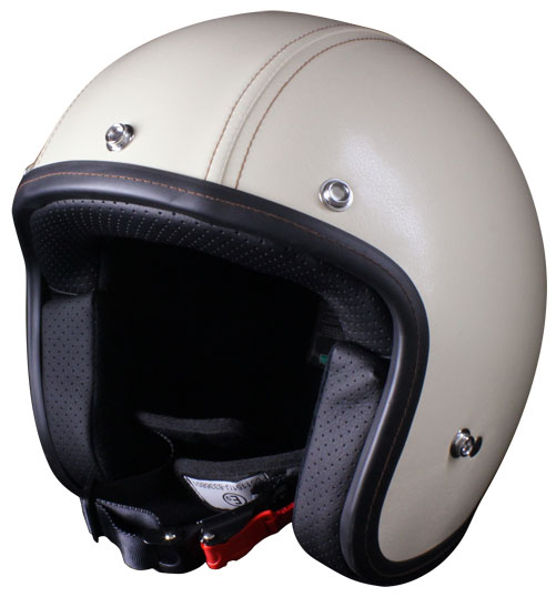 Source Classic Jet Helmet First Cream