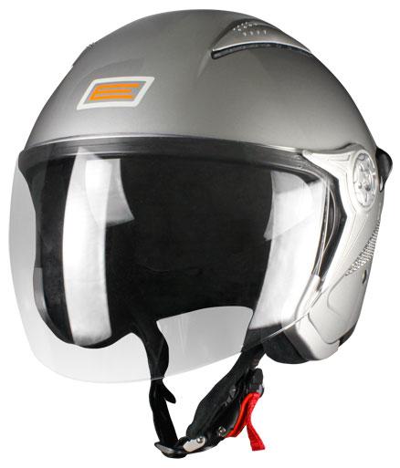 Origine Falco Jet Helmet Silver