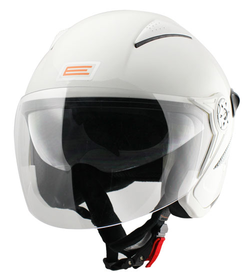 Origin Jet Helmet White Hawk