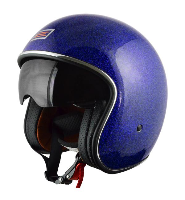 Jet Helmet Source Sprint Blueberry