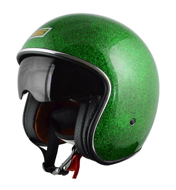 Sprint Emerald Jet Helmet Source