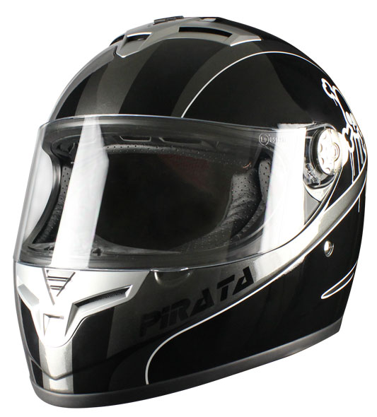 Casco integrale Origine Golia Pirata Antracite