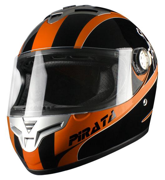 Origine Golia Pirata Full face helmet Orange