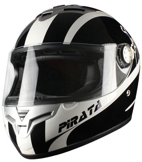 Origine Golia Pirata Full face helmet White