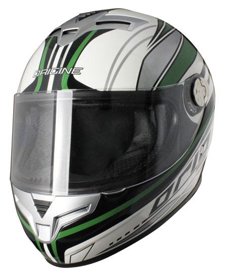 Origine Golia Perseo Full face helmet Green