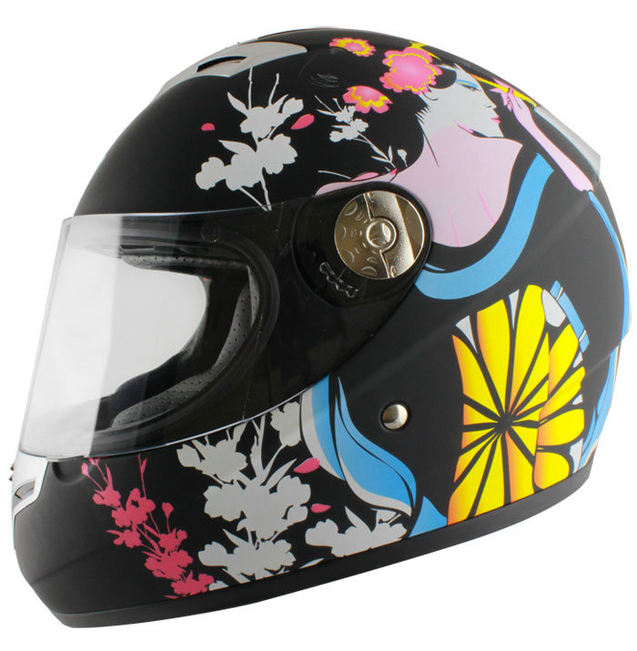 Origine Golia Full Face Helmet Matte Black