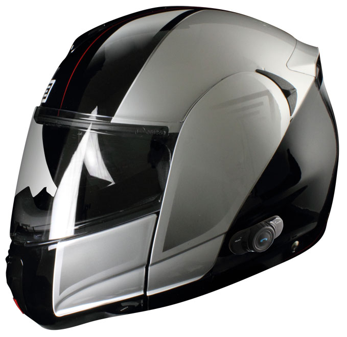 Casco modulare Origine Tecno Cruiser con interfono Blinc G2