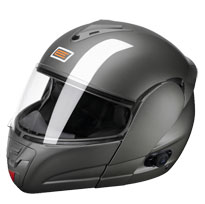 Techno Source Modular helmet with intercom Blinc G2 Anthracite
