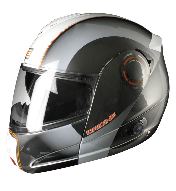 Casco modulare Origine Tecno Touring con interfono Blinc G2