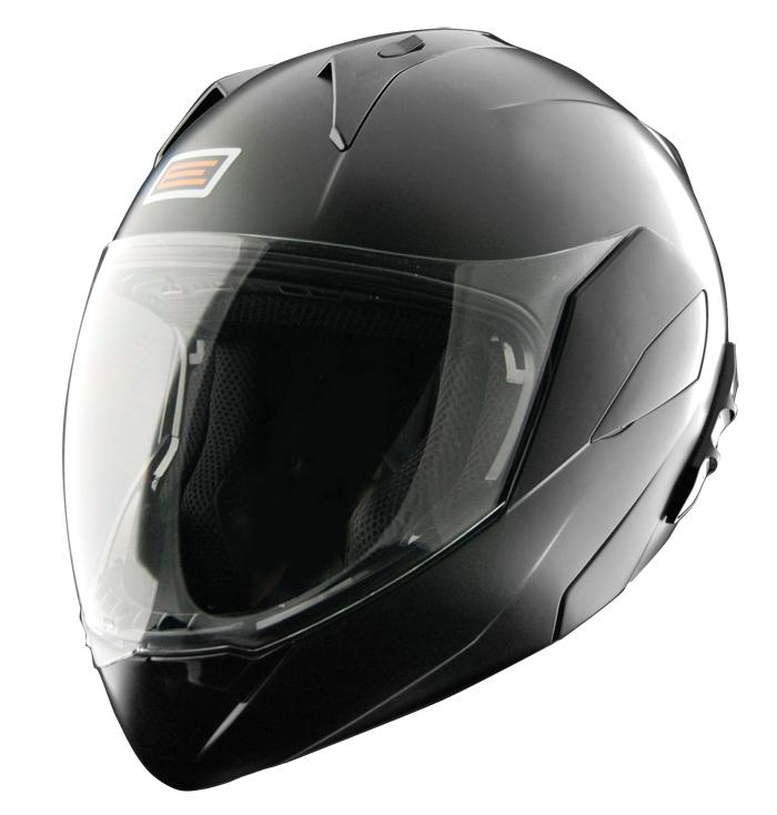 Modular Helmet Matte Black Origin Riviera