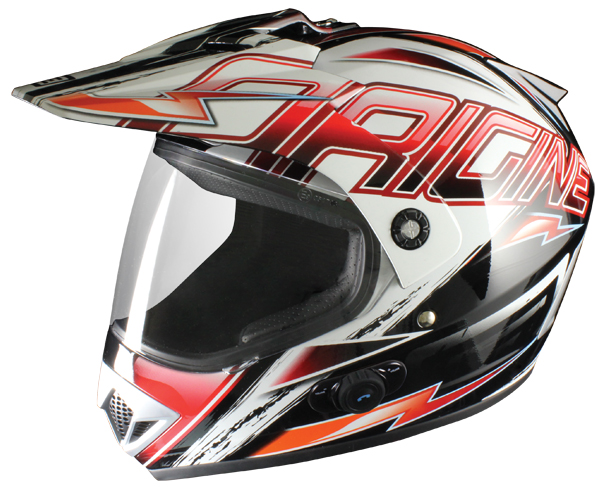 Origine Gladiatore Spark  Enduro Helmet with intercom Blinc G2